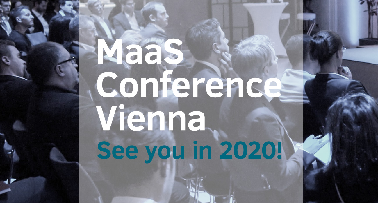 MaaS Conference Vienna 2020